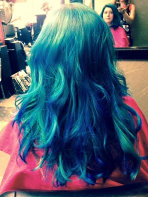 Color and cut by Parvin