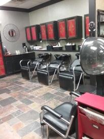 Inside Fx Salon OKC