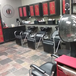 Inside Fx Salon OKC