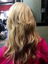 Highlights by Hair by Parvin