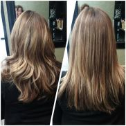 Ombre fall hair colors