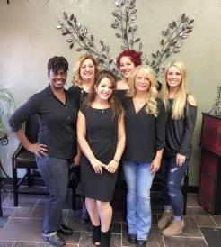 FX Salon stylists