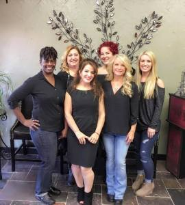 FX Salon stylists